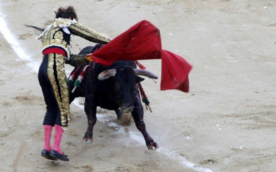 Barselona surengė paskutinę koridą