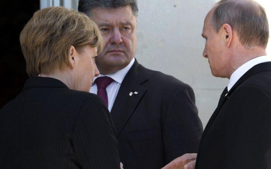 Путин и Порошенко договорились о трех вещах, включая закрытие участков границы