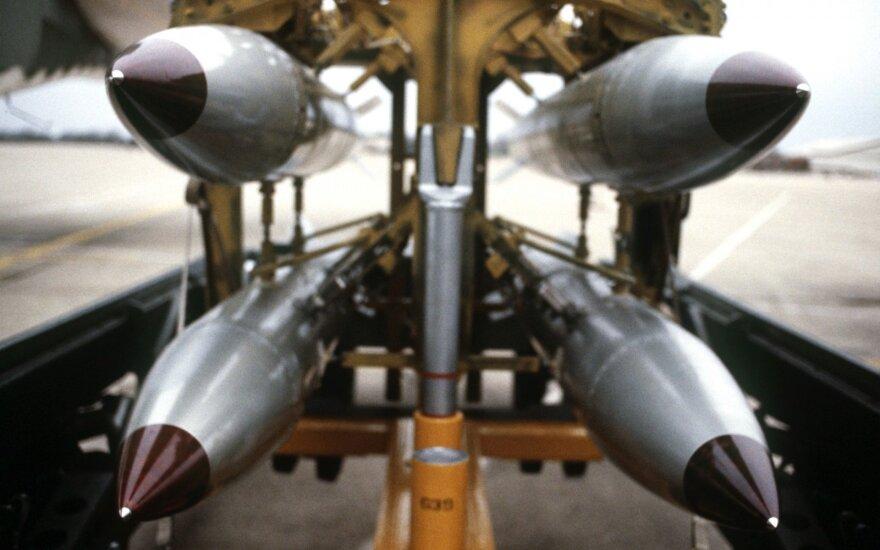 США начали новый этап испытаний ядерной бомбы