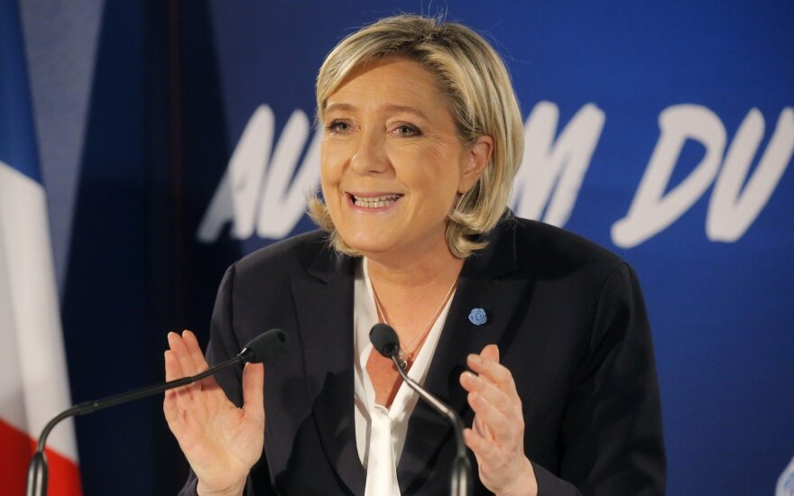 Ле Пен не вернула 300 000 евро по требованию Европарламента