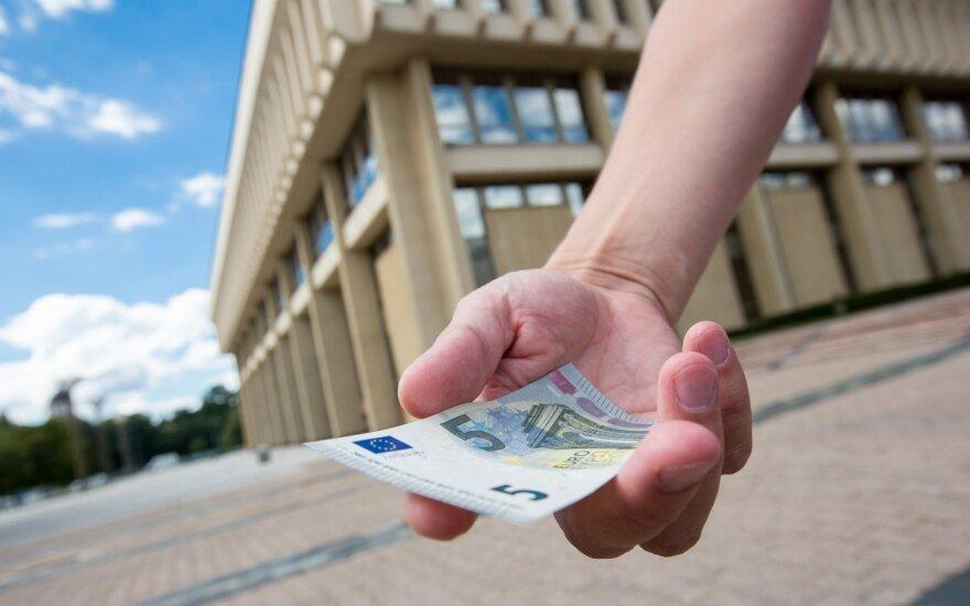 Проект бюджета Литвы на 2017 год: доходы и расходы растут