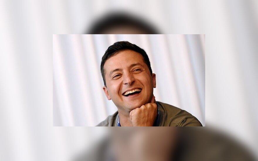 Шоумен Зеленский сказал, будет ли баллотироваться в президенты Украины