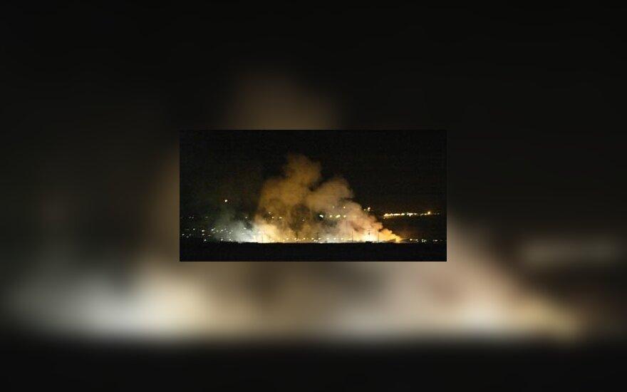 Rosja: Przed budynkiem policji w Petersburgu doszło do wybuchu