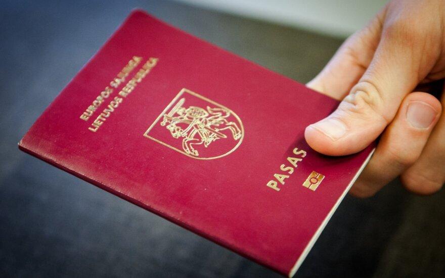 В рейтинге привлекательности паспортов Литва заняла 23-е место