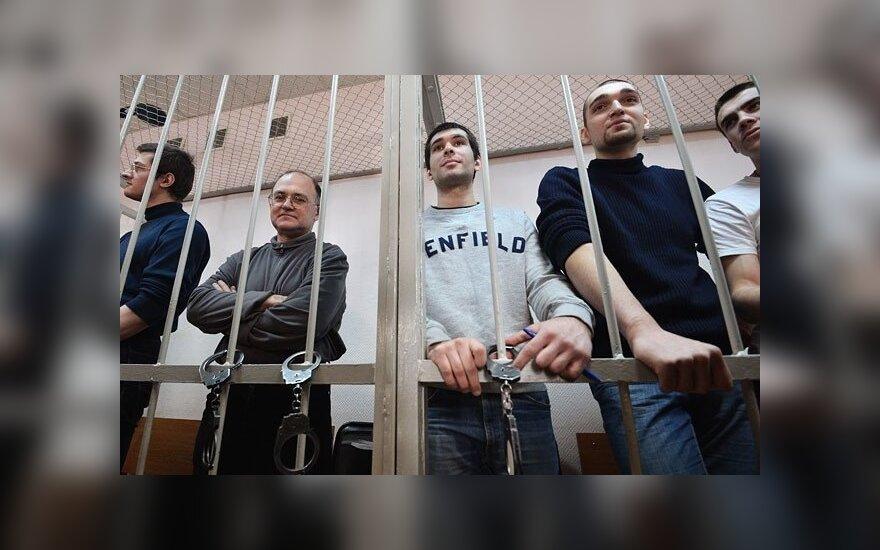 """Прокурор просит для """"болотных фигурантов"""" до 6 лет колонии"""