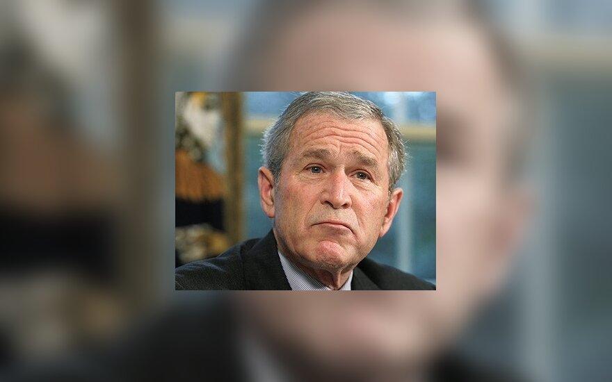 Бушу предложили за деньги пройти пытку водой