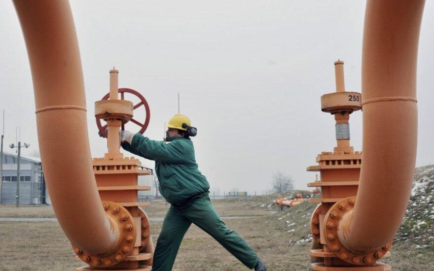 Rusija manipuliuoja, grasindama nutraukti dujų tiekimą