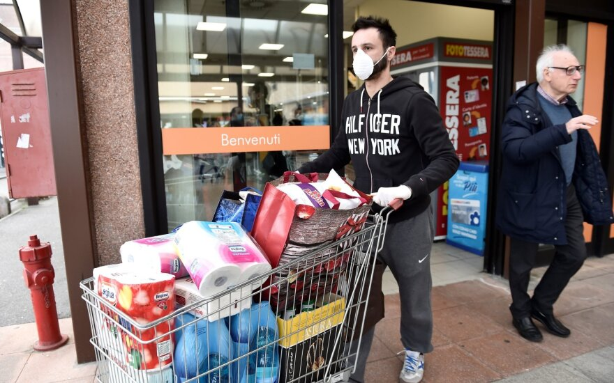 Воздействие коронавируса на бизнес может ощутится весной