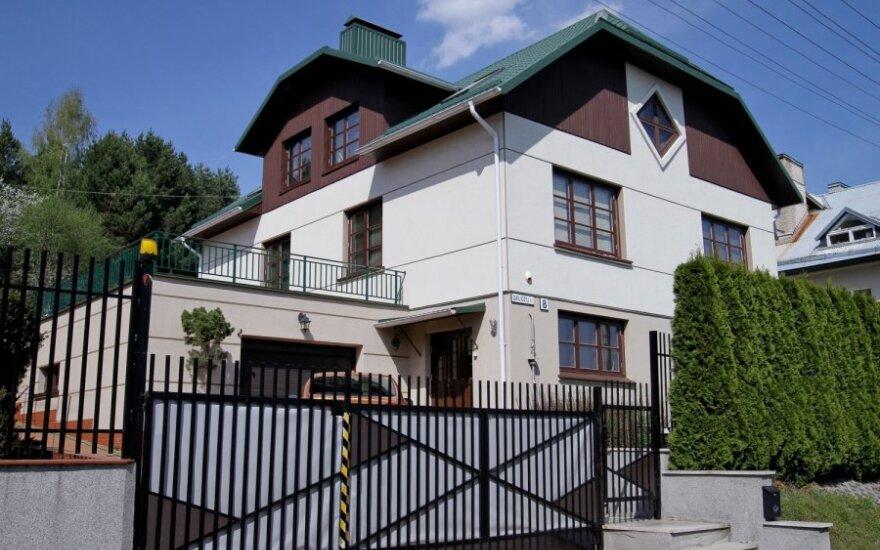 W krajach bałtyckich najdroższe mieszkania są w Wilnie