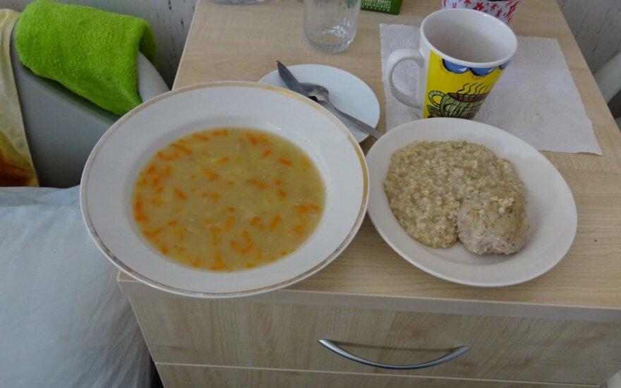 Respublikinės Panevėžio ligoninės maistas