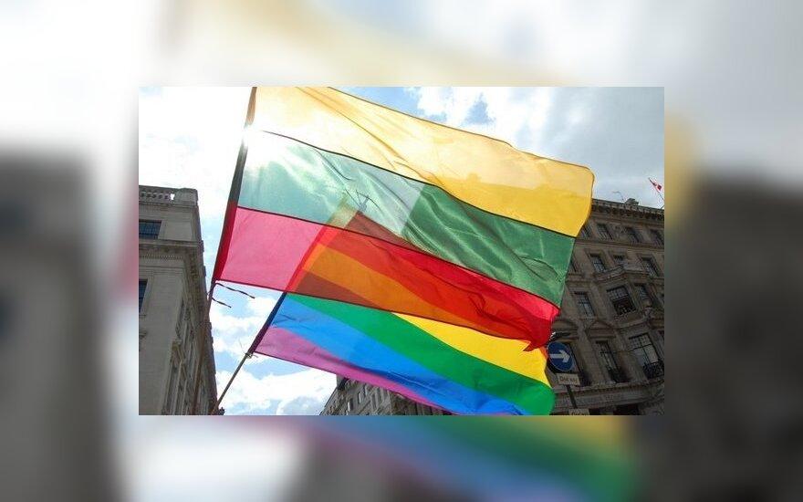 Брюссель обещает рассмотреть жалобу Лиги геев Литвы