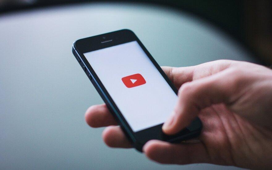 Ar youtube nori paversti jus radikalu