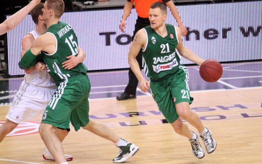 """Сезон Евролиги """"Жальгирис"""" завершил победой над Brose Baskets"""