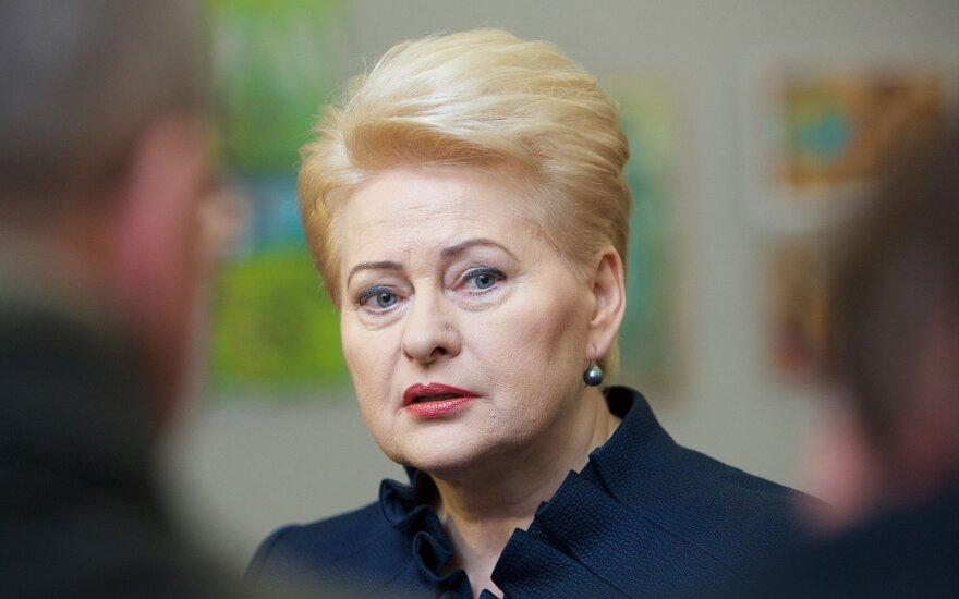 Президент Литвы: Брюссель хочет слишком много полномочий для управления погрансилами
