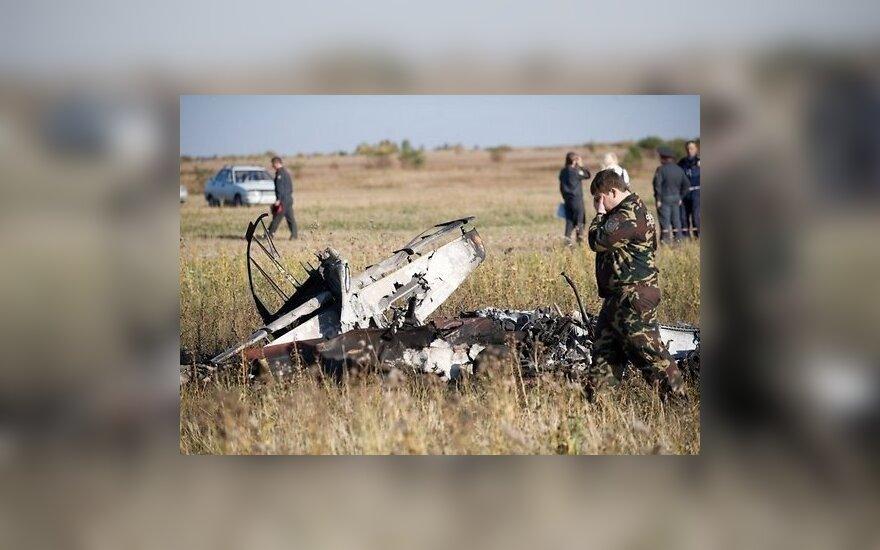 В Подмосковье во время авиашоу разбился пилот