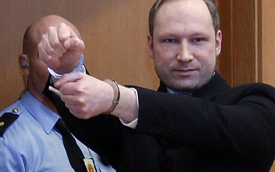 Norwegia: Sobowtór Breivika sprzed 200 lat