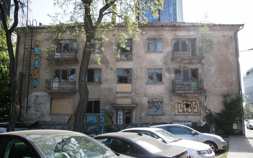 Квартира в заброшенном доме стоит 430 000 евро, почему?