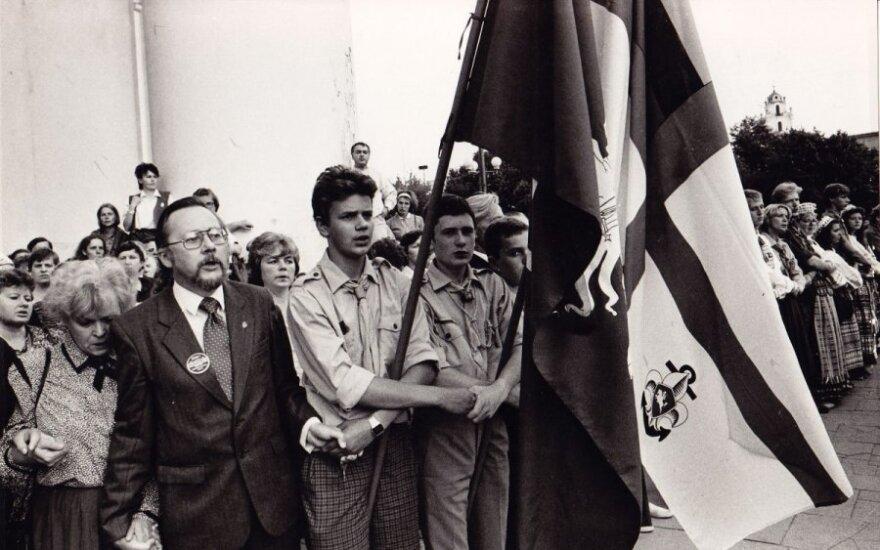 Ландсбергис: главное наследие 1989 года – оккупант остался в кустах