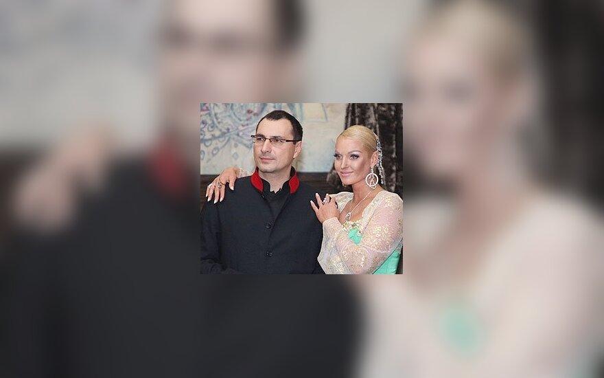 Волочкова окончательно разругалась с бывшим мужем