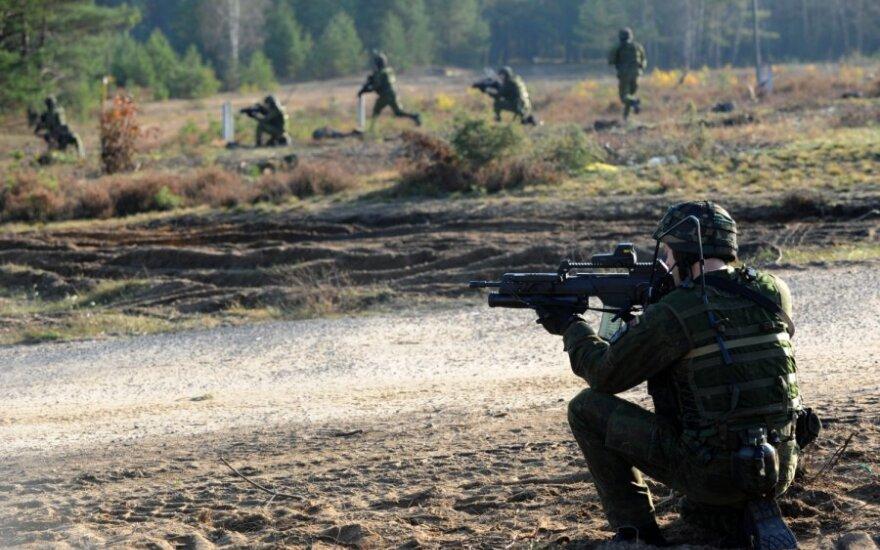 ВИДЕО: НАТО показывает балтийские учения в прямом эфире