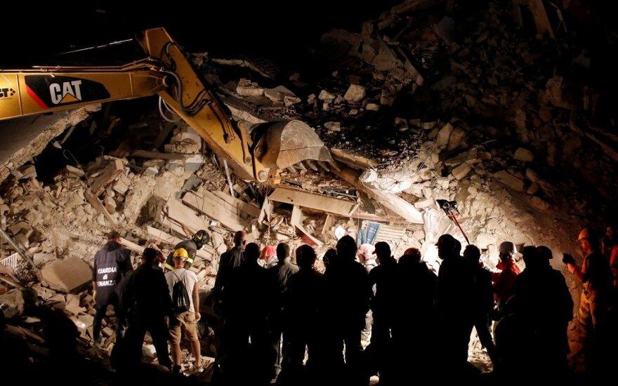 Погибших от землетрясения в Италии уже больше 240