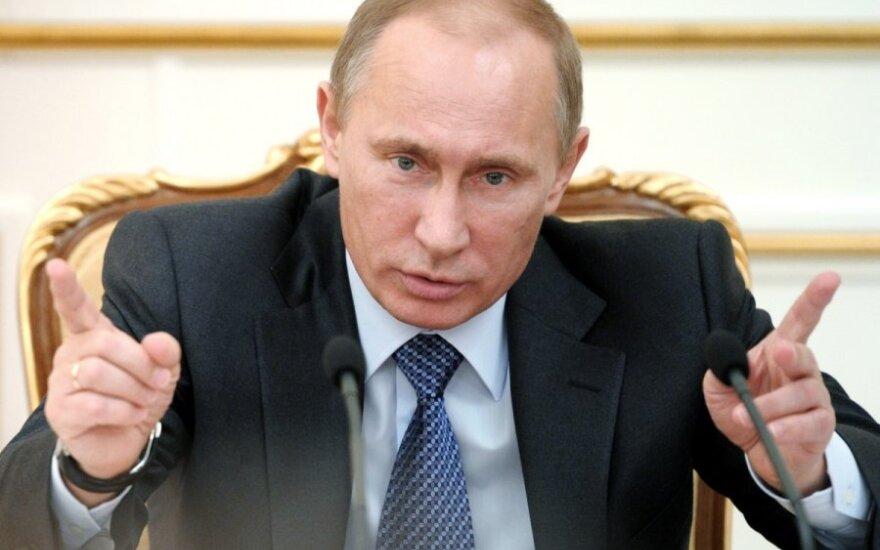 Putin: Rosyjskie wyroby obronne powinny być lepsze od zachodnich