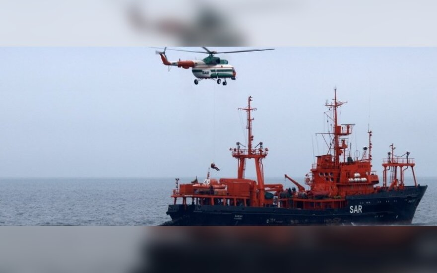 Karinių jūrų pajėgų paieškos ir gelbėjimo laivas Šakiai