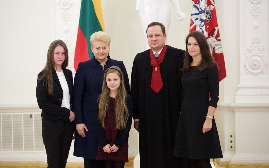 Пашилис назначен генеральным прокурором Литвы