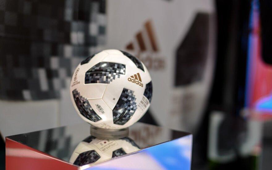 "FIFA 2018 kamuolys ""Telstar 18"""