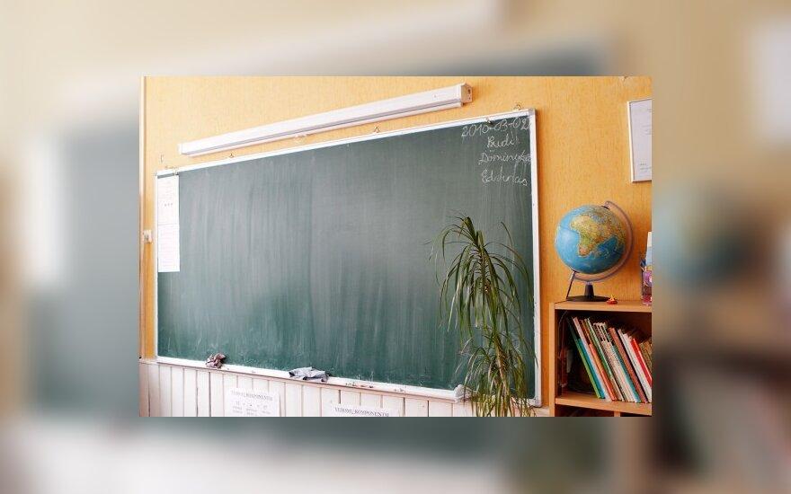 Девятиклассница на уроке стреляла в одноклассницу