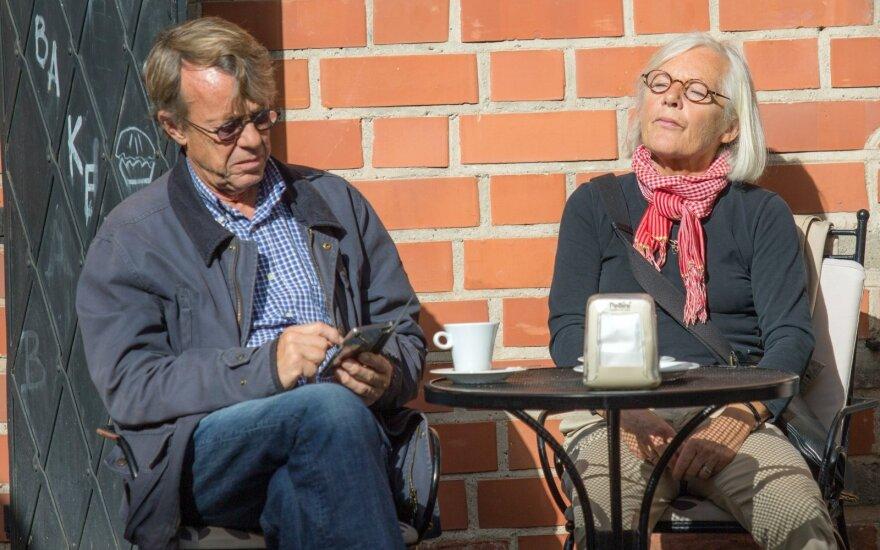 Все больше немецких пенсионеров живут за пределами Германии