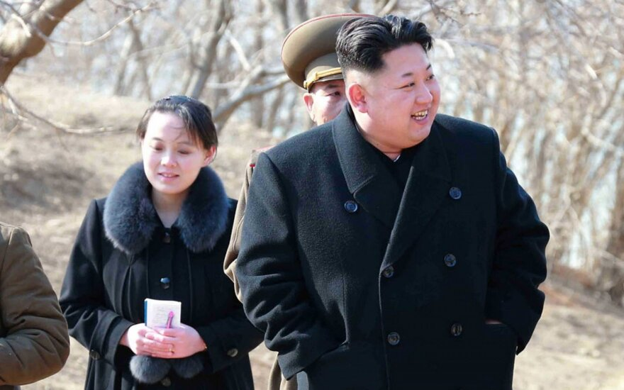 Kim Yo-Jong, Kim Jong Unas