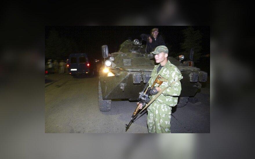 HRW призывает расследовать военные преступления на Кавказе