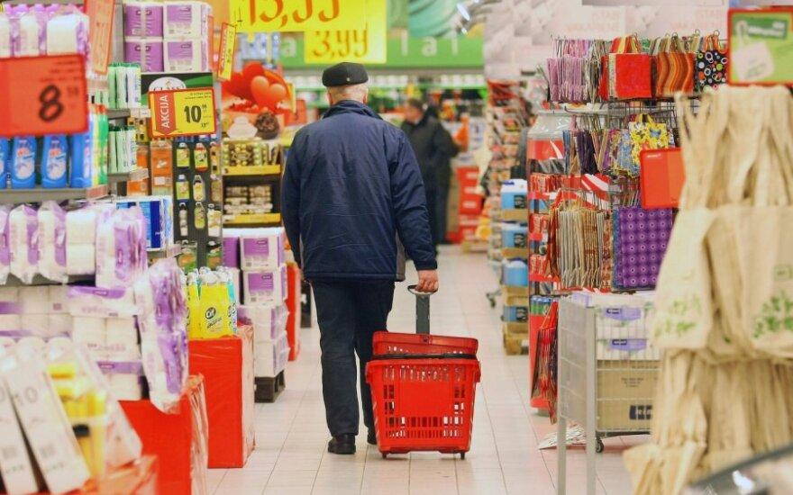 Цены на те же продукты различаются на 40%