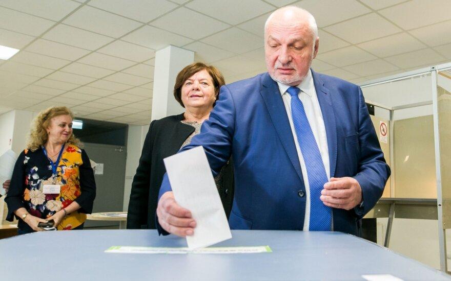 Мазуронис: Литва после выборов изменится