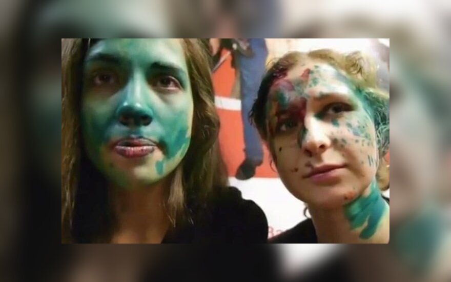 В Эстонии на Tallinn Music Week ожидают Pussy Riot