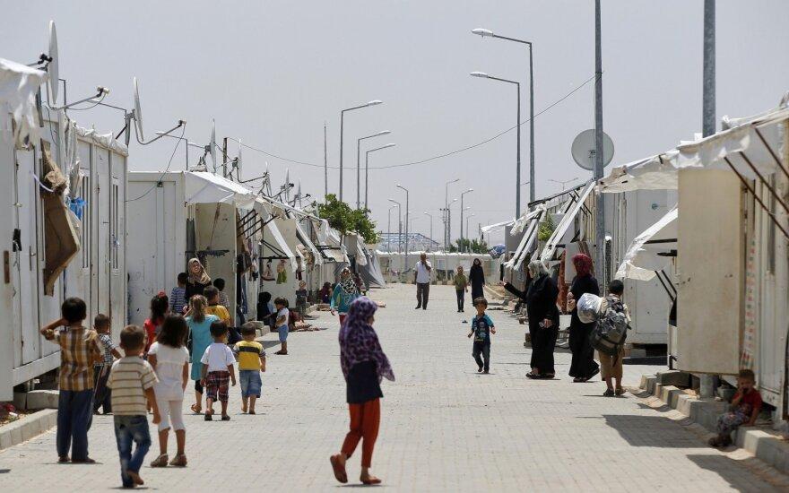Число внутренне перемещенных лиц из-за войн удвоилось