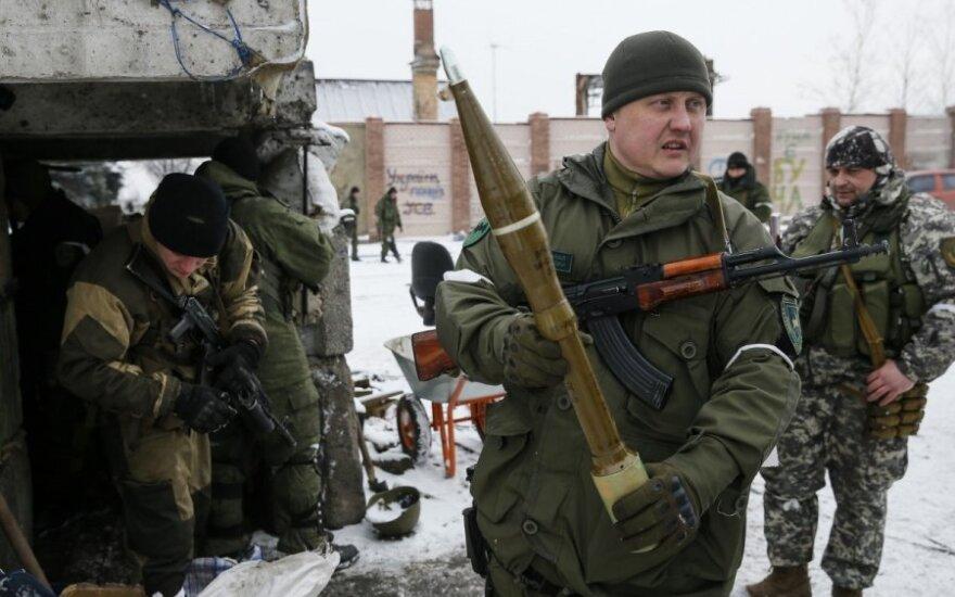 Кремль прокомментировал отказ сепаратистов соблюдать перемирие в Дебальцеве