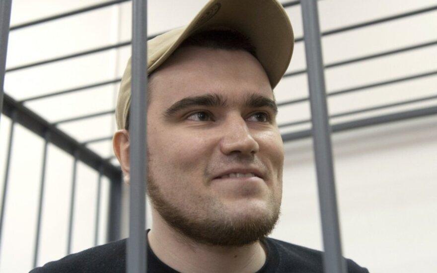 Осужденный по Болотному делу Алексей Гаскаров вышел на свободу