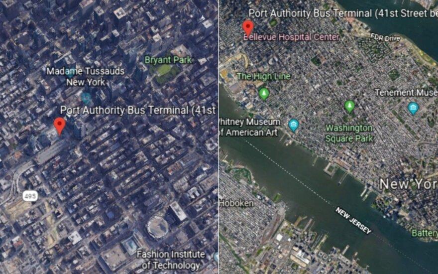 Взрыв в центре Нью-Йорка: что известно о нападавшем
