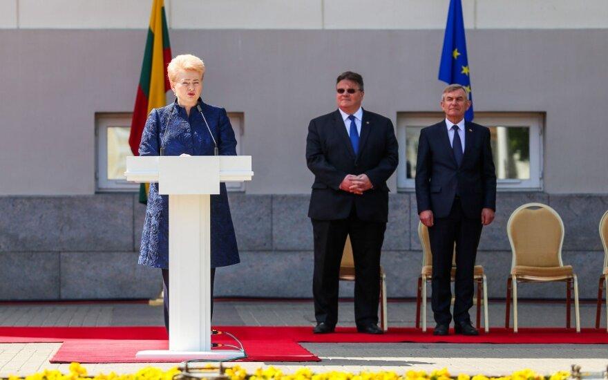 Президент Литвы: Европа дала нам много - уверенность в себе, уважение и способность к росту