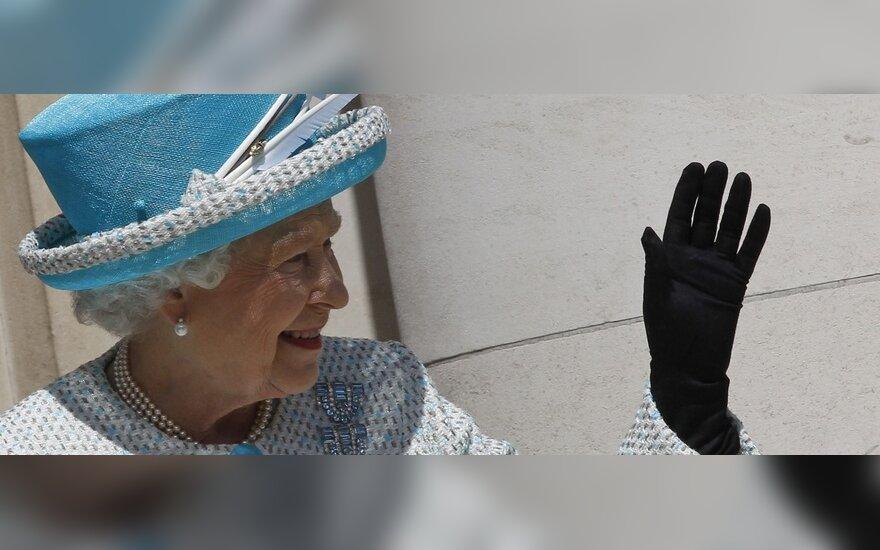 Karalienės Elžbietos II vizitas Airijoje