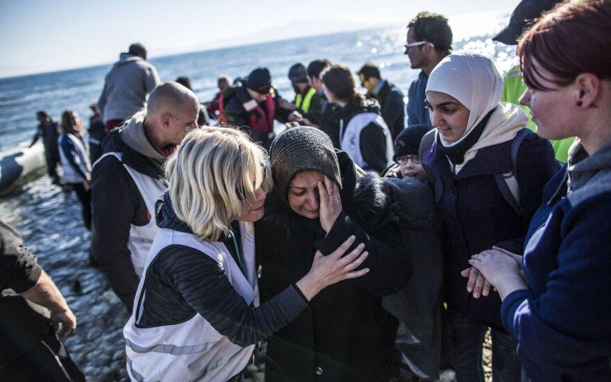 В Европу с начала года прибыли более 110 000 беженцев