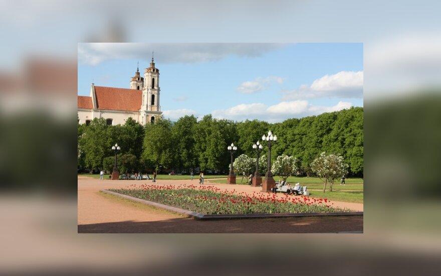 Вильнюс сохранит крест Калиновского