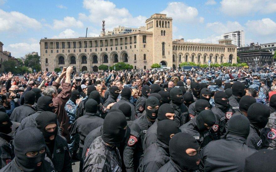 Neramumai Armėnijoje