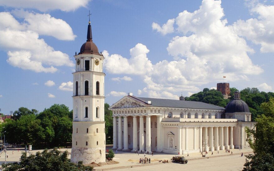 Katedra, Vilnius