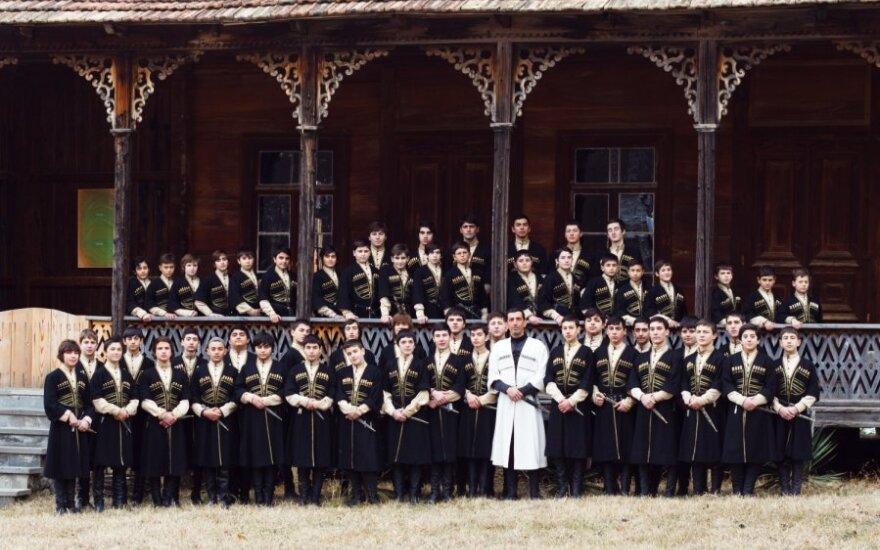 В Вильнюсе - гала-концерт VII международного фольклорного фестиваля