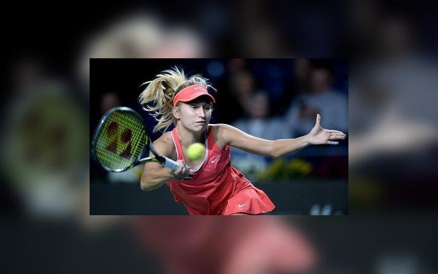 Теннисистка Гаврилова официально стала австралийкой