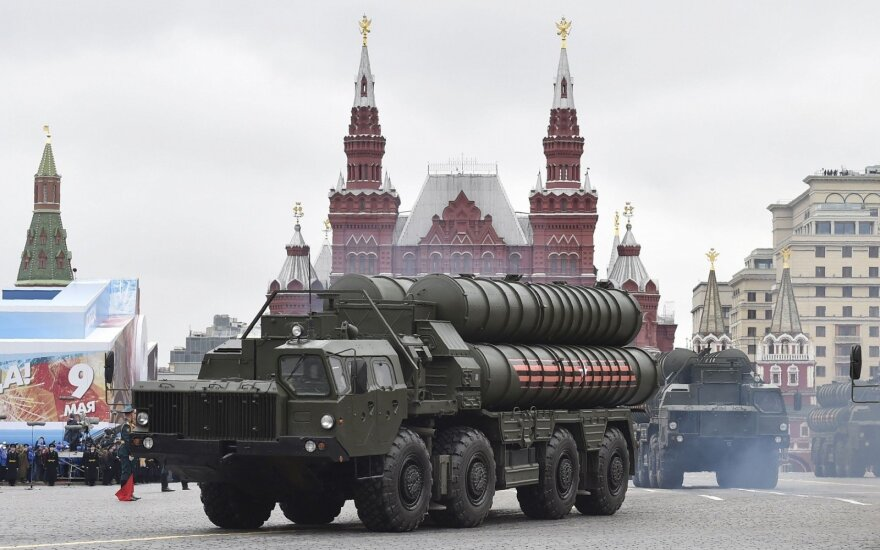 Cирия хочет получить от России еще и зенитную ракетную систему С-400