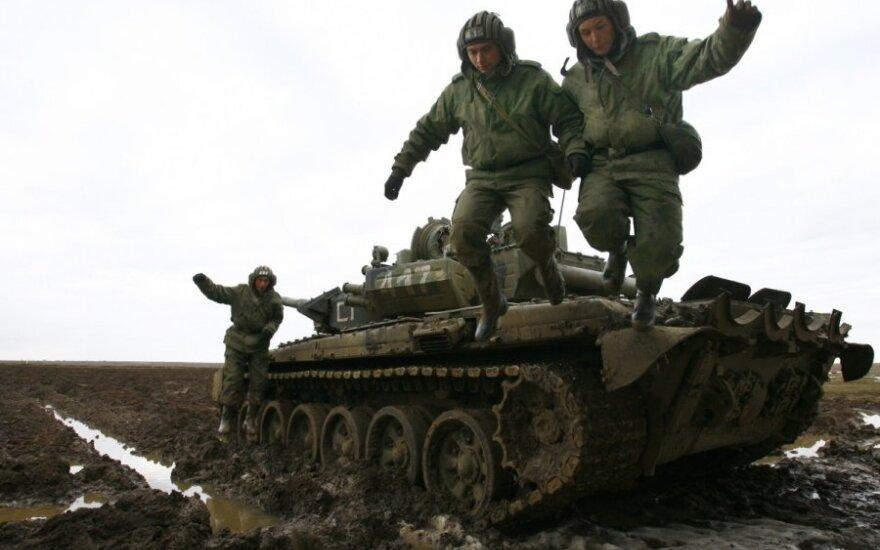 Ярема: У границ Украины до 15 тысяч российских военных